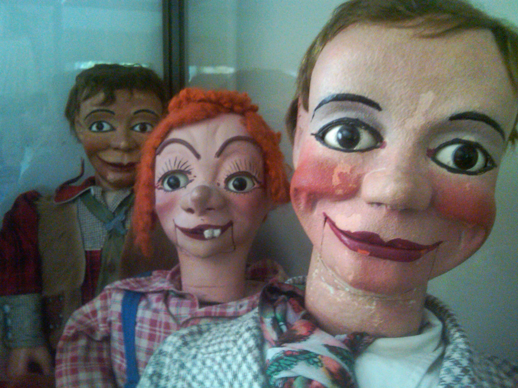 Andy Gross Ventriloquist collector, collection