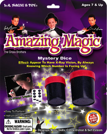 Andy Gross' Magic toys from L.A. Magic & Toy