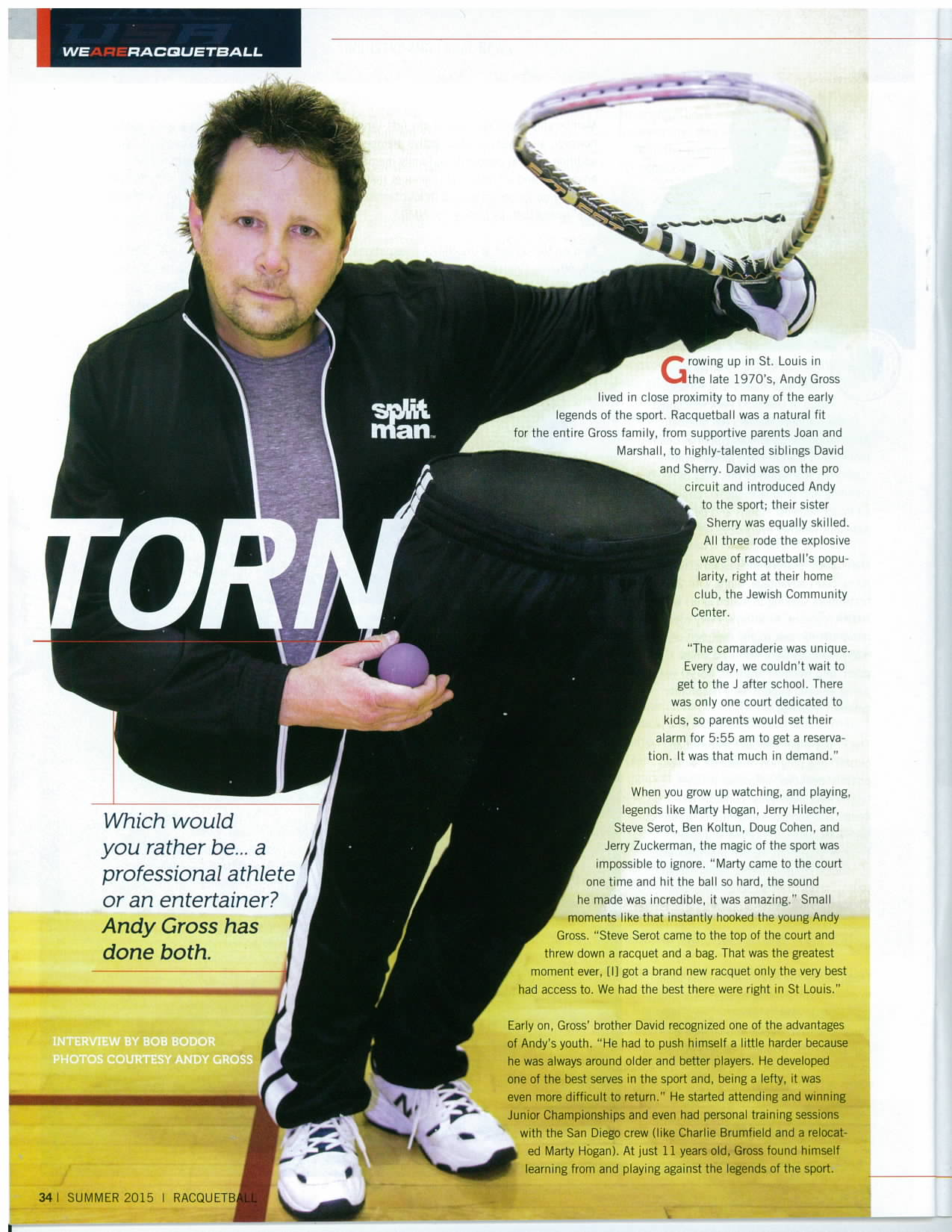 racquetball article