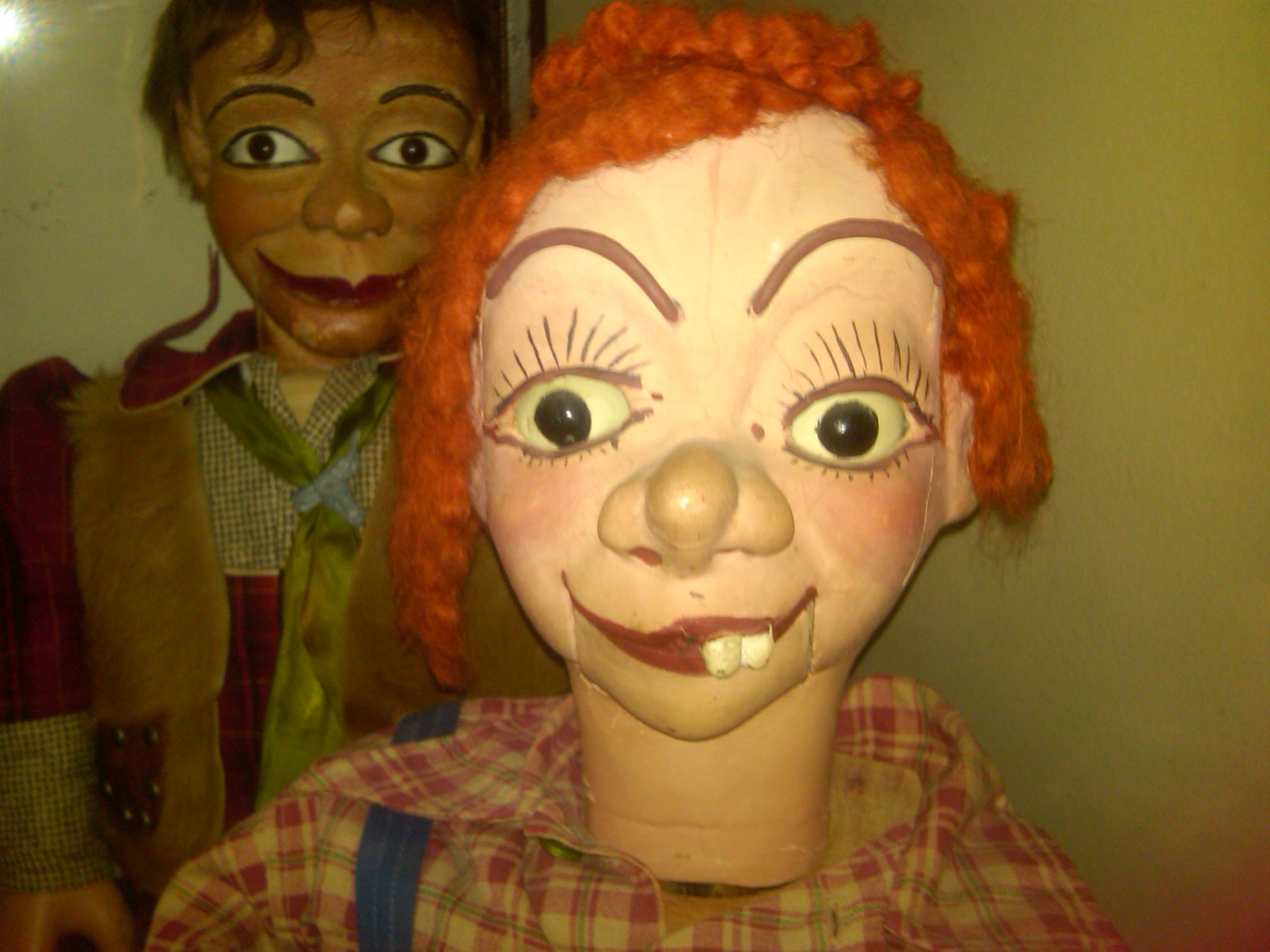 JC Turner Ventriloquist dummy