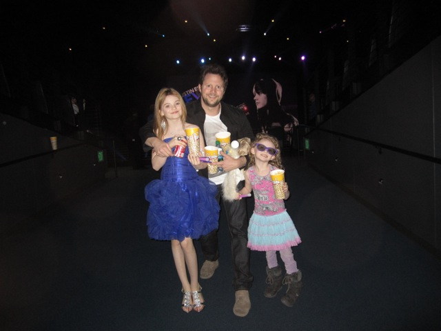 comedian andy gross, morgan lily, riley jane